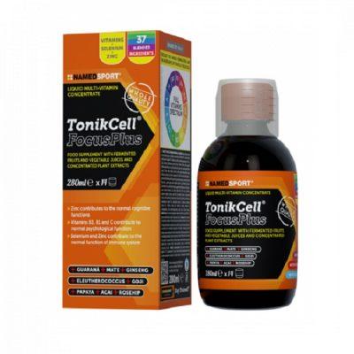 TONIKCELL® FocusPlus 280ml – Named Sport