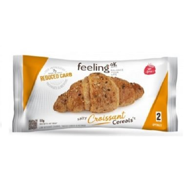 Salty Croissant Cereals Optimize 50g – FeelingOk