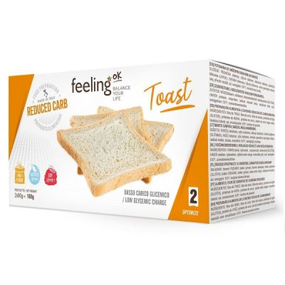 Toast Optimize 4x40g – FeelingOk