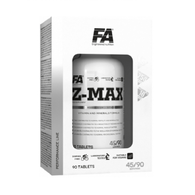 Z-Max 90 Tab – FA Fitness Authority