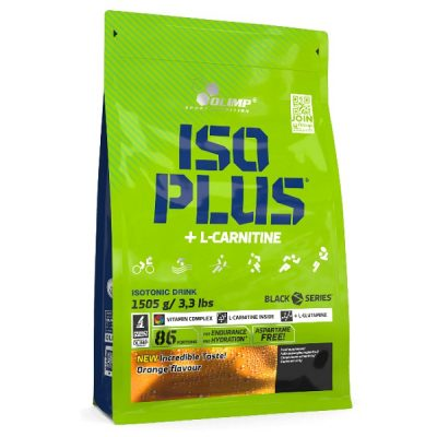 Iso Plus + Carnitine 1505g – Olimp Sport Nutrition