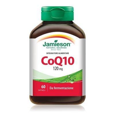 Coenzima Q10 120mg 60 Softgel – Jamieson