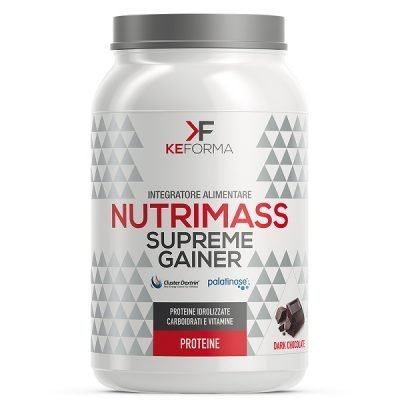 Nutrimass Supreme Gainer 1500g Dark Chocolate – Keforma