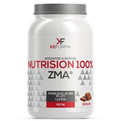 Nutrision 100% Whey con Zma 900g – Keforma