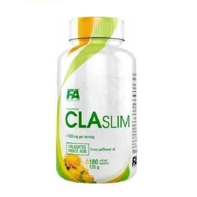 CLA Slim 180cps – FA Fitness Authority