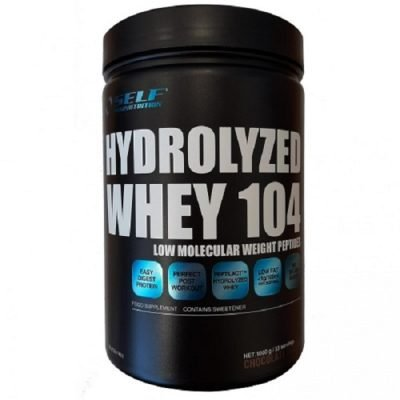 Hydrolyzed Whey 104 1Kg – Self Omninutrition