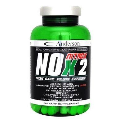 NOX Nitrox 2 Formato da 100cpr – Anderson Research