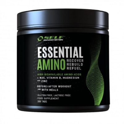 Essential Amino Tab 300cpr – Self Omninutrition