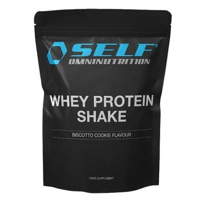 Whey Protein Shake 1Kg – Self Omninutrition