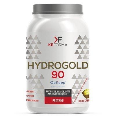 Hydrogold  90 Optipep Proteine Idrolizzate 900g – Keforma