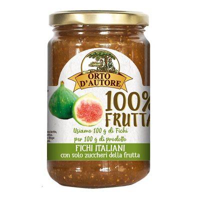 Confettura 100% Frutta 340g Fichi italiani – Orto d'autore