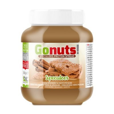 Gonuts Crema Proteica 350g Gusto Speculoos – DailyLife