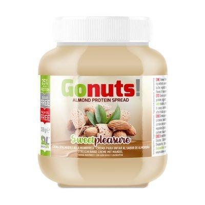 Gonuts 350g Crema Proteica SweetPleasure alla Mandorla – DailyLife