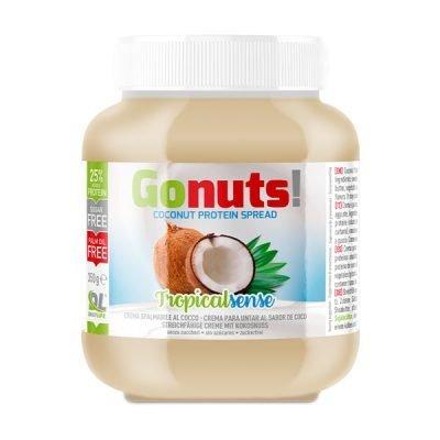 Gonuts Crema Proteica 350g TropicalSense al Cocco – DailyLife