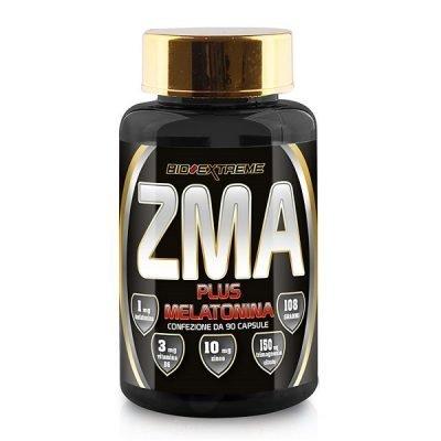 ZMA Plus 90cps con Melatonina – Bio Extreme