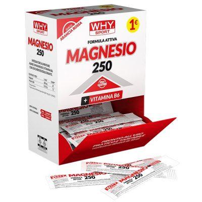 Magnesio 250 Stick – Why Sport