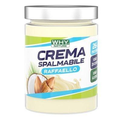 Crema Spalmabile Raffaello 300g – Why Nature