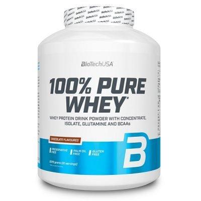 100% Pure Whey Protein 2270g – BioTech USA