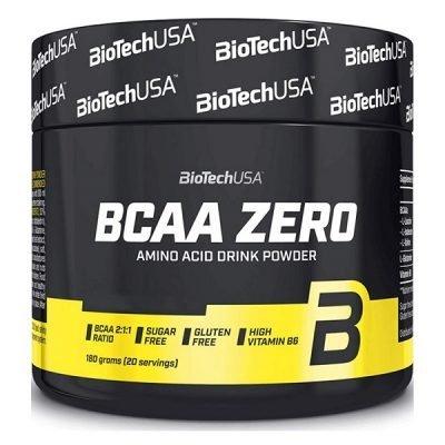 BCAA Zero 180g Polvere – BioTech USA