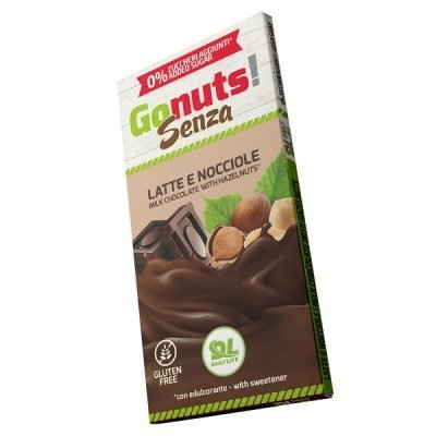 Gonuts! Senza 75g Tavoletta – DailyLife