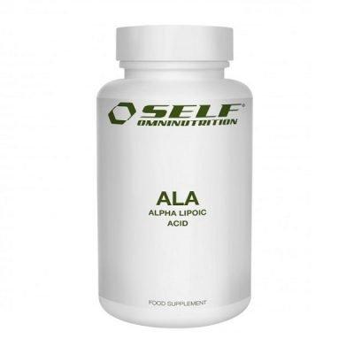 ALA Acido Alfa Lipoico 120cps – Self Omninutrition