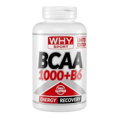 BCAA 1000+B6 200cpr – Why Sport
