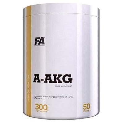 A-AKG 300g Arginina in polvere Gusto Neutro – FA Fitness Authority