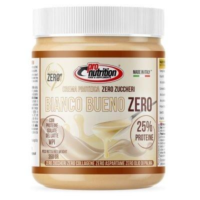 Bianco Bueno Zero Crema Spalmabile 350g – Pronutrition