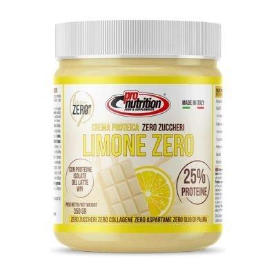 Bianco Limone Zero Crema Spalmabile 350g – Pronutrition