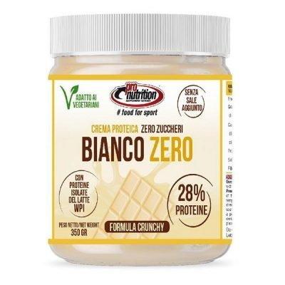 Bianco Zero Crunchy Crema Spalmabile 350g – Pronutrition