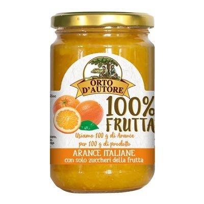 Confettura 100% Frutta 340g Arance Italiane – Orto d'autore