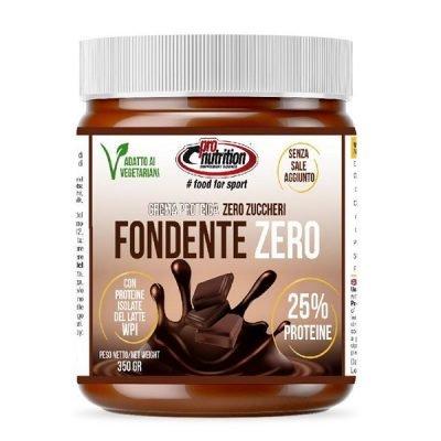 Fondente Zero Crema Spalmabile 350g – Pronutrition