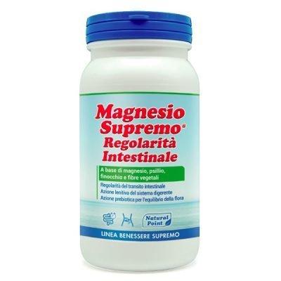 Magnesio Supremo Regolarità Intestinale 150g – Natural Point