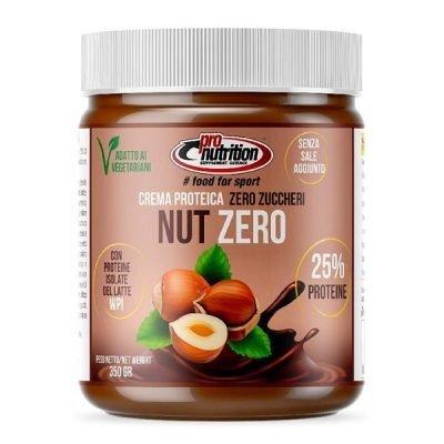 Nutzero Crema Proteica 350g – Pronutrition
