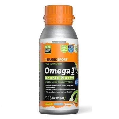 Omega 3 Double Plus 240 Softgel – Named Sport