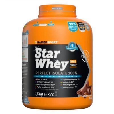Star Whey Isolate 1,8Kg – Named Sport