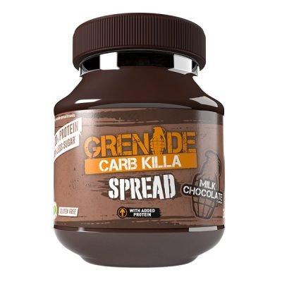 Carb Killa Protein Spread 360g Cioccolato al latte – Grenade