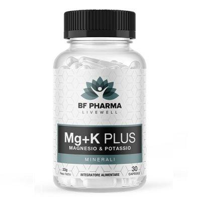 MG-K Plus 30cps – BF Pharma