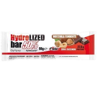 Hydrolyzed bar 55g – Pronutrition