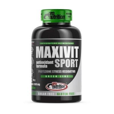 Maxivit Sport Multivitaminico 60cpr – Pronutrition
